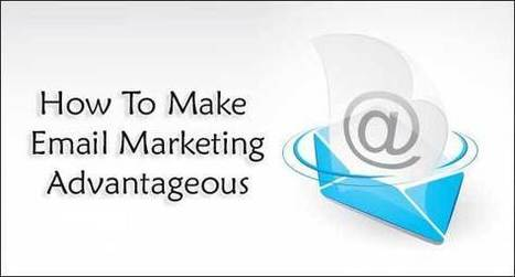 How To Make Email Marketing Advantageous | Garuda - The Intelligent Mailer | Email Marketing Software | Scoop.it