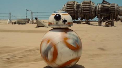 BB-8 is real! But how did they do it? | Heron | Scoop.it