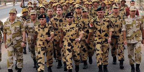 Selon un sondage du Centre Ibn Khaldoun, 81 % des Egyptiens ont confiance en l'armée pour diriger le pays. | Égypt-actus | Scoop.it
