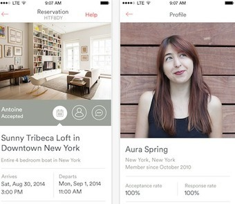 How Airbnb's redesign supports the next generation of mobile travelers - Mobile Marketer - Content | Peer2Politics | Scoop.it