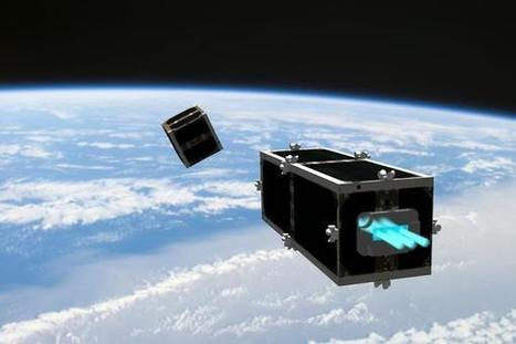 Can this 'janitor satellite' clean up space junk? | FutureChronicles | Scoop.it