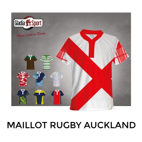 Le nouveau maillot Auckland de chez Gladiasport ! | Maillot de Sport | Scoop.it