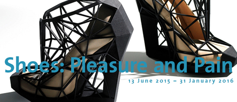 Exhibition - Shoes: Pleasure and Pain - Victoria and Albert Museum | Textile Horizons | Scoop.it