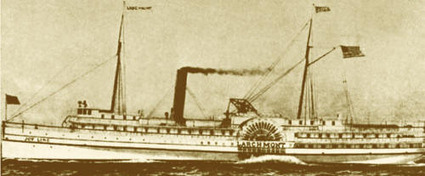 Block Island, RI Larchmont Disaster, Feb 1907 | Rhode Island Magazine | Scoop.it