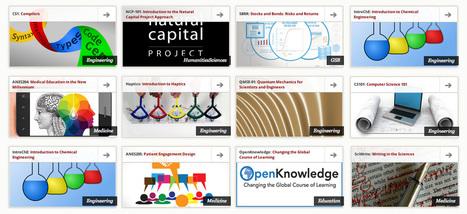 About OpenEdX | Stanford Online | informática educativa | Scoop.it