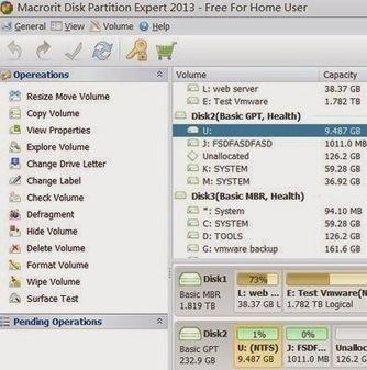 Un logiciel gratuit sous Windows pour partitionner votre disque dur | Le Top des Applications Web et Logiciels Gratuits | Scoop.it