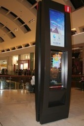 AIMS completes upgrade of interactive way-finding kiosks at The Dubai Mall to iMap 2.0 | touch screen displays | Scoop.it