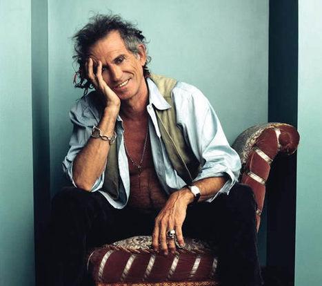 Keith Richards publicará un disco en solitario en 2014   Novetats discogràfiques   Scoop.it