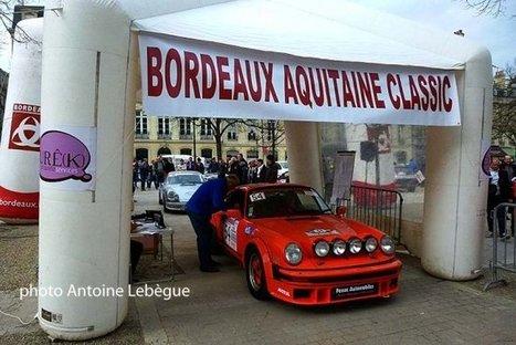 Le Rallye Bordeaux Aquitaine Classique inaugure une riche année automobile à Bordeaux. | Bordeaux Gazette | Scoop.it