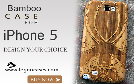 Customized Your Own iPhone 5 Case at Reasonable Prices | iphone 5 Wooden Case | Scoop.it