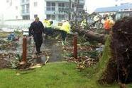 Australia battles rain, fires and mini-tornadoes - New Zealand Herald   australia news   Scoop.it