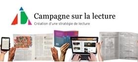Lancement d'une campagne nationale de lecture au Canada : actualités - Livres Hebdo | BiblioLivre | Scoop.it