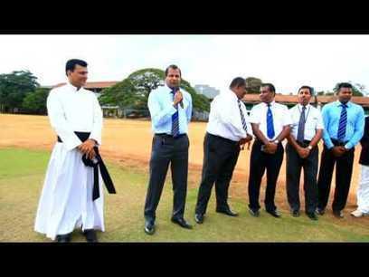 (Video) Sri Lanka Cricket gifts turf wicket to St. Anthony's College, Wattala | Sri Lanka Cricket | Scoop.it