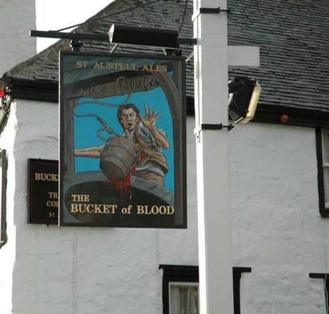 Great British Pubs: 10 Interesting and Odd Pub British Names And Their Histories | Best of Britain | Scoop.it