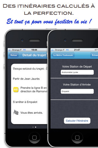 Toulouse - Métro Tramway pour iPhone, iPod touch et iPad sur l'iTunes App Store | Toulouse La Ville Rose | Scoop.it