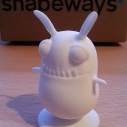 Tutorial on Modeling for 3D Printing with Shapeways | Blender Cookie | Research_topic | Scoop.it