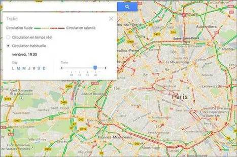 Le best of des astuces de Google Maps | Time to Learn | Scoop.it