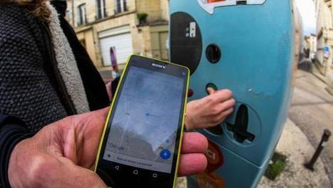 Du parcmètre au smartphone   Niort un centre ville attractif   Scoop.it