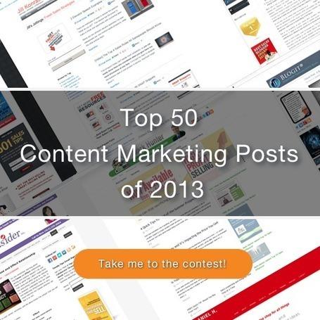 Best Social Media Posts of 2013 | Social Media Today | salesforce | Scoop.it