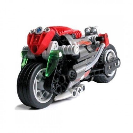 Technic Motorcycle - LEGO Compatible | Motorcycle Innovations | Scoop.it