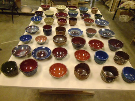 Houstonians help fight hunger at 9th annual Empty Bowls - Your Houston News | Hunger Awareness Leadership Students | Scoop.it