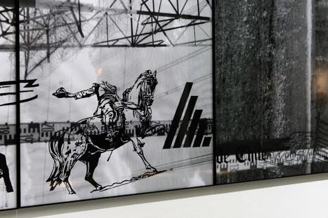 """EL ARTISTA CAMILO YÁÑEZ: """"LA MEMORIA RECONSTRUYE PARA PODER POTENCIAR EL FUTURO"""" EN REVISTA ELECTRONICA Artishock   ARTES VISUALES   Scoop.it"""