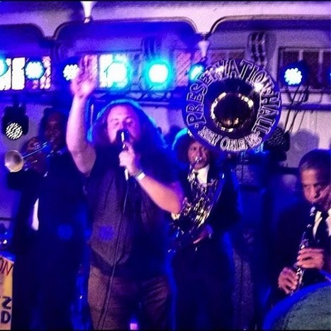 Jim James and Karl Denson To Rock Telluride With Preservation Hall Jazz Band | Jazz from WNMC | Scoop.it