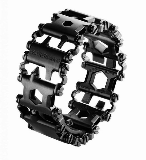 Leatherman Tread Multitool | Design, gadgets, photography + everything else | Scoop.it
