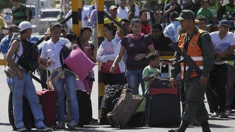 Le Venezuela mobilise 3000 militaires à la frontière avec la Colombie | Venezuela | Scoop.it