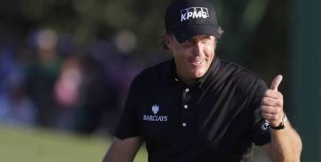 Mickelson prêt pour Merion | Nouvelles du golf | Scoop.it