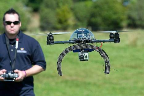 Drones' role in farming on agenda for conference | sUAS News | UAV | Scoop.it