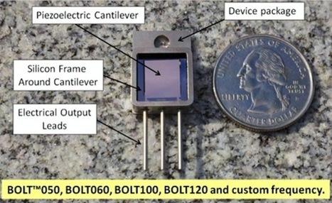 Bolt, une minigénératrice qui change les vibrations en électricité | Infraestructura Sostenible | Scoop.it