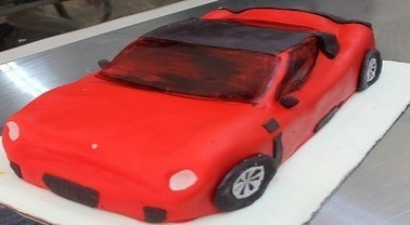 Car cake | InspiredStream is A new Media Hub Live and Uploading from Artists All Over the World | Scoop.it