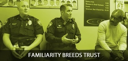 FAMILIARITY BREEDS TRUST | Culturational Chemistry™ | Scoop.it