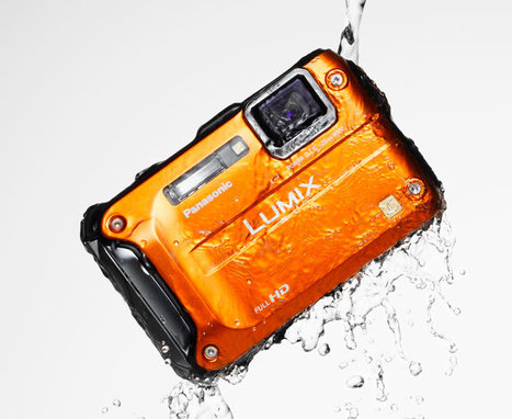 » Panasonic's Waterproof Point-and-Shoot Is Snow- and Surf-Ready | Everything Photographic | Scoop.it