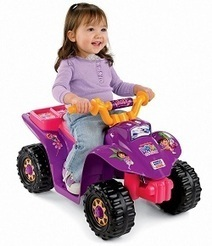Fisher-Price Power Wheels Dora The Explorer Lil' Quad | Ride-On Toys | Best Ride On Toys For Toddlers 2014 | Scoop.it