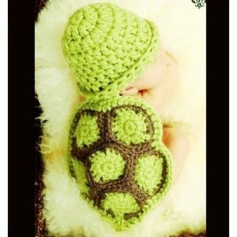 Handmade Crochet Baby Turtle Halloween Costume Toddler Birthday Tortoise Outfits | Personalized Clothing | Scoop.it