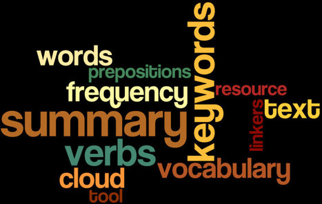 Wordle - Beautiful Word Clouds | tools for teaching and learning English | Scoop.it