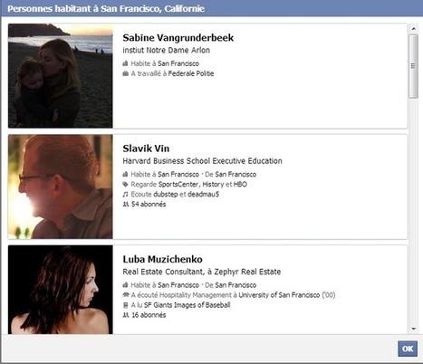 Facebook étend la portée de Graph Search   E-Commerce&Internet Mobile: Retrouvez toutes les infos!   Scoop.it