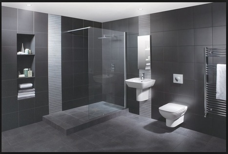Bathroom Wet Room Designs   fountainbathroom   Scoop.it