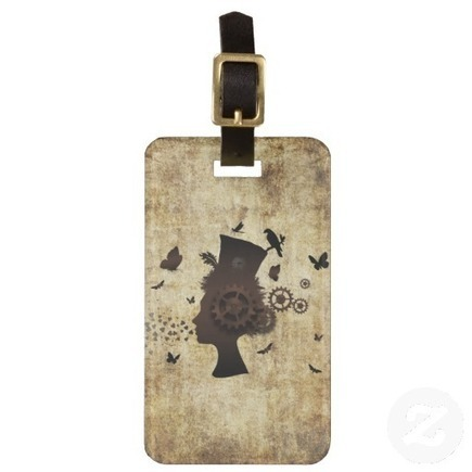 Lady Steam Tags For Bags | Shot Of Steam | Scoop.it