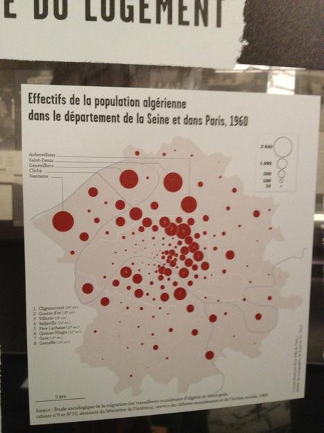 Paris en guerre d'Algérie : une exposition à voir d'urgence.   ressources histoire géo   Scoop.it