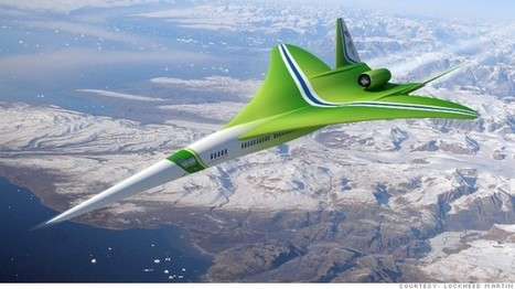Supersonic jet promises N.Y. To L.A. in 2.5 hours | Kenyon Clarke 's Luxury Likes | Scoop.it