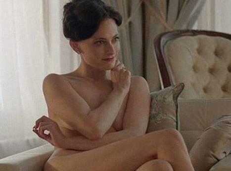 Lara Pulver Sherlock dominatrix nude scene wins her best actress nomination - Evening Standard | Cap d'Agde | Scoop.it