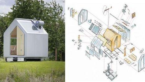 Renzo Piano disegna Diogene, una casa minimalista, autosufficiente ed ecologica   Architecture & Gardens   Scoop.it