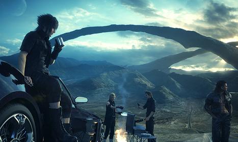 Final Fantasy XV | Veja uma hora de gameplay - Experimento 42 | Paraliteraturas + Pessoa, Borges e Lovecraft | Scoop.it