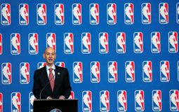 Adam Silver: Sponsored logos likely coming to NBA jerseys in fiveyears | SI Wire | Sports, Management, Marketing | Scoop.it