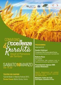 agricoltura di qualità e turismo rurale elementi chiave ... - CNA Fermo | Marketing & Digital Communication per la promozione del turismo rurale | Scoop.it