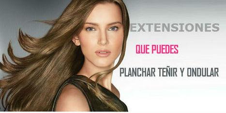 CUIDADOS DE LAS EXTENSIONES DE CABELLO - Excellent Extensions   Hair extensions   Scoop.it