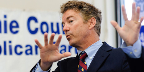 Rand Paul Just Can't Stop Rewriting His Own History | Daily Crew | Scoop.it